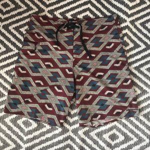 Men's Patagonia Swim Trunk Shorts . Size 33.